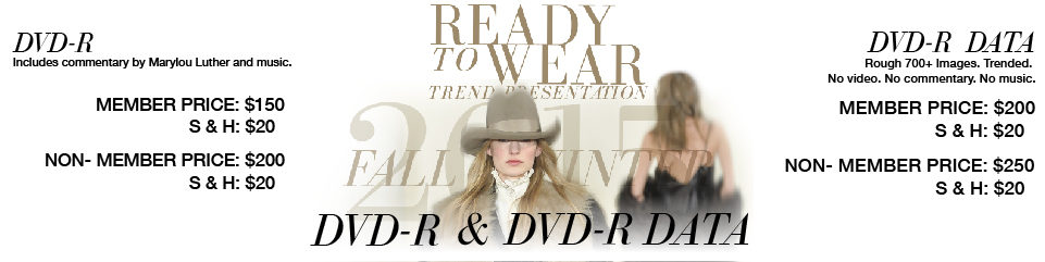 Ready to Wear- FW2015 DVD